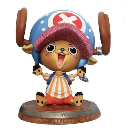 Anime One Piece 1:1 Super Huge 58cm/22.8in Tony Tony Chopper Figurine Figure Model GK Statue 15kg Toys Collection Doll Gift