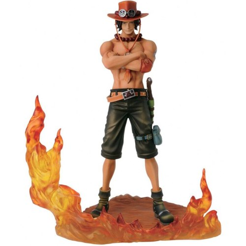 Anime Figure One Piece Monkey D Luffy Ace Sabo PVC hot kids Toy Action Figure Model Collection brinquedos Gift Doll original box