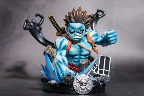 Anime One Piece GK Gear Fourth Monkey D Luffy Nightmare PVC 23cm Action Figure Model hot kids Toy Collection Gift original box