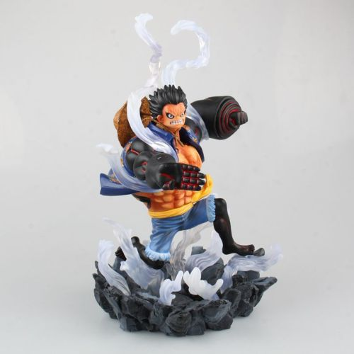 Animation One Piece Monkey D Luffy PVC Action Figure Anime Onepiece Model Hot Kids Toy Collection Gift Original Box