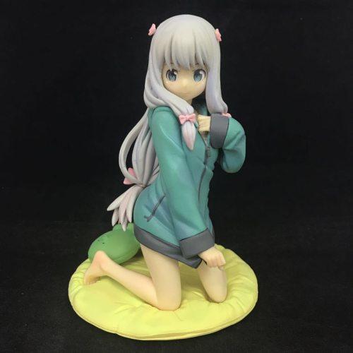 14cm Anime NEW Figure Eromanga Sensei Izumi Sagiri Cute Cartoon Action Figure Hand-made PVC Collection Ornaments Model Doll Toys