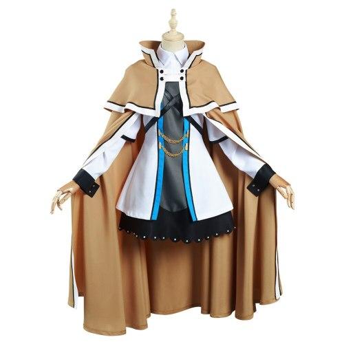 Mushoku Tensei: Jobless Reincarnation Roxy Migurdia Cosplay Costume Dress Outfits Halloween Carnival Suit