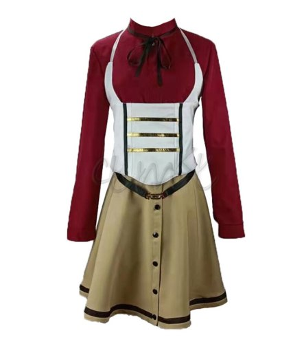 Anime Mushoku Tensei: Isekai Ittara Honki Dasu Roxy Migurdia Uniform Outfit  Cosplay Costumes