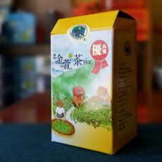 Competition Grade Taiwan High Mountain TonTin Jin Xuan Oolong Tea 300g Box