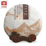 2014 China Menghai Dayi Classic 7572 Ripe Pu'er Tea 357g 1401 Puer Shu Tea Puerh