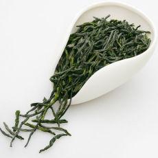 Premium AnHui Organic Spring Melon Slice Liu An Gua Pian Chinese Green Tea Leaf