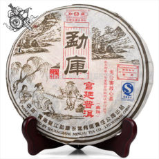 Gong Ting Royal Puer * 2006 Yunnan Mengku Rongshi Pu-erh Puer Pu Er Ripe 400g