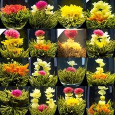 Random Blooming Tea Green Tea blooming flower tea gift Artistic Blooming Tea