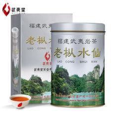Wuyi Star Rock Tea WUYI YANCHA LAO CHUNG SHUI HSIEN Shui Xian Narcisse 125g Tin
