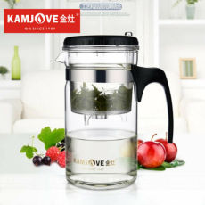 TP-200 Kamjove Art Tea Cup * Mug & Tea Pot 1000 ml Glass Tea Pot Kamjove Teapot