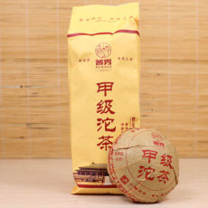 JIA JI TUO CHA * 2017 PURSUE Menghai Tuo China Cha Puer Tea Raw Pu-erh Tea 500g