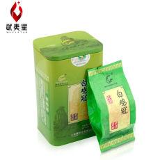 Wuyi Star White Cockscomb BaiJiGuan Bai Ji Guan Fujian Wu Yi Rock Oolong Tea