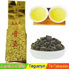 Fujian Anxi Tie Guan Yin Oolong Tea Superior Organic China Wulong Tea TIKUANYIN