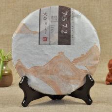 7572 Menghai Dayi Puer Tea TAETEA Pu-erh China Yunnan Pu'er 2015 1501 Ripe 357g