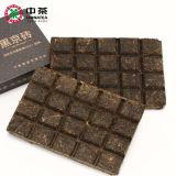 HEI JIN ZHUAN * CHINA TEA Hunna Anhua Dark Tea 200g Fu Brick Black Tea C4-8