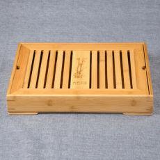 Tea Serving Tray Storage Chinese Bamboo Tea Tray Gungfu Tea Ceremony