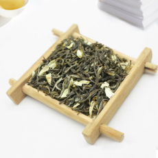 China Jasmine Green Tea Silver Buds Flower Loose Mo Li Yin Hao Premium Organic