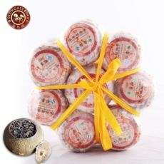 YU XIANG * Puer Orange pu'er orange 8685 Pu Erh tea with Orange PuEr in Orange