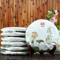 [GRANDNESS] LIAN YUN * 2016 Dayi Tea Shu Pu'er Tea Ripe Chinese Puerh Tea 357g
