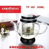 Various Kamjove Glass Kungfu Teapot PiaoYi Bei Press AUTO-OPEN Art Tea Cup Pot