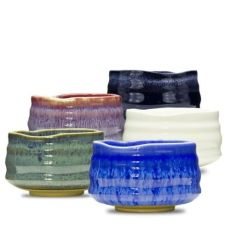 Matcha Chawan Matcha Bowl Accessories Traditional Hand Crafted Tea Bowl 600ml