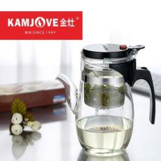 Kamjove TP-787 Heat Resistant Glass Kungfu Teapot Office Tea Cup 600ml Piaoyibei
