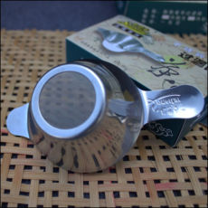 [GRANDNESS] SST Stainless Steel Double-layer FineTea Strainer (L) SONGSITAI