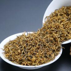 Nonpareil Supreme Organic Wuyi Golden Buds Jin Jun Mei Golden Eyebrow Black Tea