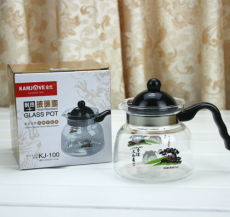 Kamjove Pyrex Glass Water Kettle 600ml 20oz KJ-100 Used for Art Alcohol Burner
