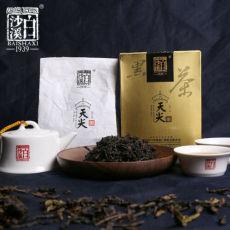 TIAN JIAN Loose Dark Tea * Bai Sha Xi 1939 Anhua Dark Tea Royal Baishaxi 200g