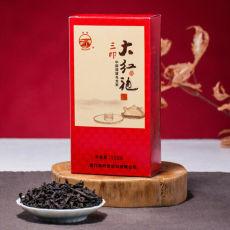 Sea Dyke XT829 SAN YIN Da Hong Pao Oolong Tea YANCHA Wuyi Rock Tea 100g Box