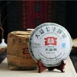 ORIGINAL Puerh 7542 Raw * 2011 Yunnan Menghai Dayi Raw Pu'er Tea Cake 357g