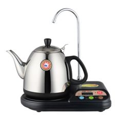 Kamjove Electric Stainless Steel Tea Kettle with Automatic Lazy Water Pipe T-22A