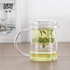 SAMA EC-21 High Grade Kung Fu Teapot & Mug 350 ml SAMA Teapot Samadoyo Tea Pot
