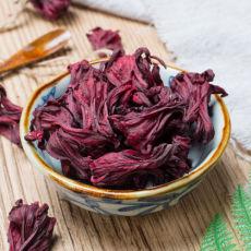 Chinese Roselle Hibiscus Sabdariffa Floral & Herbal Tea Luo Shen Hua Mei Gui Qie