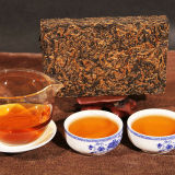 Yunnan Dian Hong Brick Fengqing Dianhong Compressed Tea Black Tea 250g
