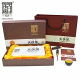 Anhua Dark Tea BaiShaxi 1939 Gold Flower Tea Brick 3 Years Aged Tianfu Tea 1kg