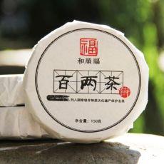 Hunan Anhua BaiLiang Cha Bing Hei Cha Dark Tea Hua Juan Tea Slimming Tea 150g