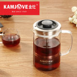 Kamjove Teapot Coffee Art Pot French Presses Tea Pot For Orange Peel Citru Puer