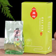 4Pcs Small Xinhui Pu er Orange Ripe Puer Chenpi Stuffed Tangerine Pu-erh Tea 40g