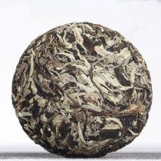 Yunnan Puer White Buds Raw Ancient Tree Shen Pu erh Tea,Moon light puer 100g