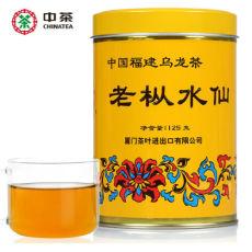 AT102 SEA DYKE LAO CHUNG SHUI HSIEN Premium ShuiXian 125g OOLONG TEA Shui Xian