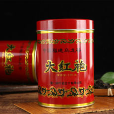 Sea Dyke Classic AT103 Fujian Wuyi Da Hong Pao Big Red Robe Oolong Tea 125g Tin