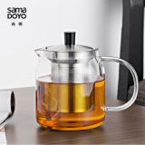Samadoyo SAMA Glass Teapot w/t Stainless Steel Infuser S-042 S-045 S-046 Tea Pot