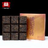 Amber Square Tea 60g * MengHai Tea Dayi TAETEA Classic Puer Shu Pu erh Ripe