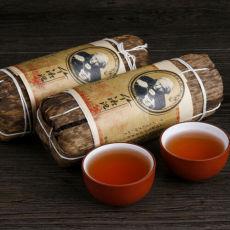 Anhua Dark Tea * Anhua Dark Tea Royal Hunan Anhua Black Tea 200g Slimming Tea