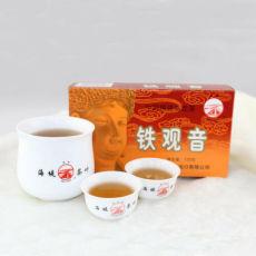 Xiamen Sea Dyke Brand XT800 Roasted Aroma TIKUANYIN Oolong Tea Tie Guan Yin 125g