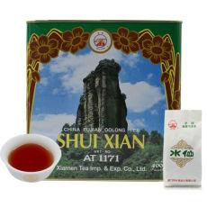 Sea Dyke AT1171 SHUI XIAN Oolong Tea Fujian Shui Hsien Wuyi Rock Tea 400g Tin