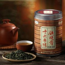 16 Years Aged TIKUANYIN Roasted Fujian Anxi Tie Guan Yin Oolong Tea 125g Tin