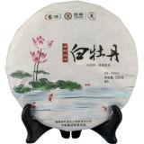 China Tea Organic Fuding Supreme Bai Mu Dan White Peony Cake White Tea 330g